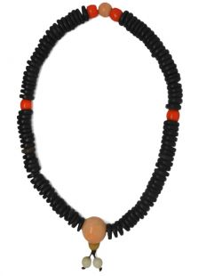 Antique Rosewood mala