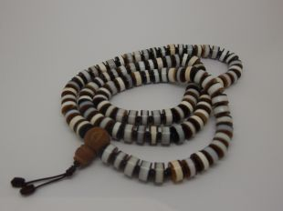 Antique Healing Agate beads Mala