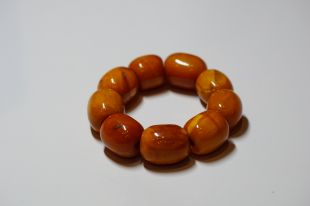 Antique Amber bracelet