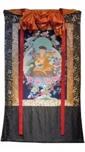 The 3rd Karmapa Hand painted Thanka