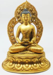 Amitabha (gilt gold)