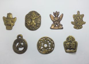 Brass Tokcha assorted