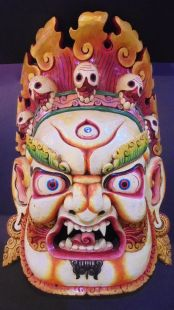 Mask of Mahakala